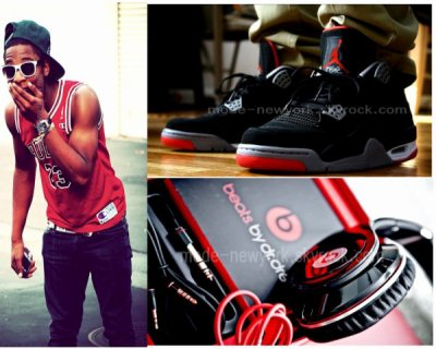 Beats by Dr.Dre  & R jordan