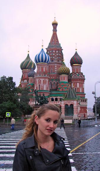 Moscou: y suis-je vraiment? Ce n'est pas une illusion?