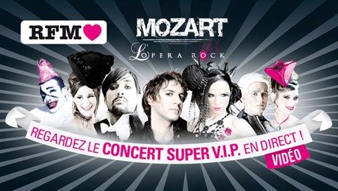 2011 May 24 - Concert V.I.P RFM