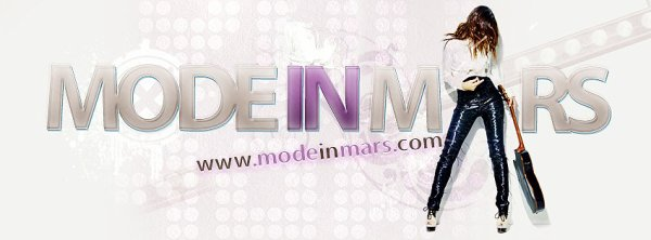 2012 Nov 14 - Le blog Mode In MarS reprend du service, à vos souris ! #MelissaMars