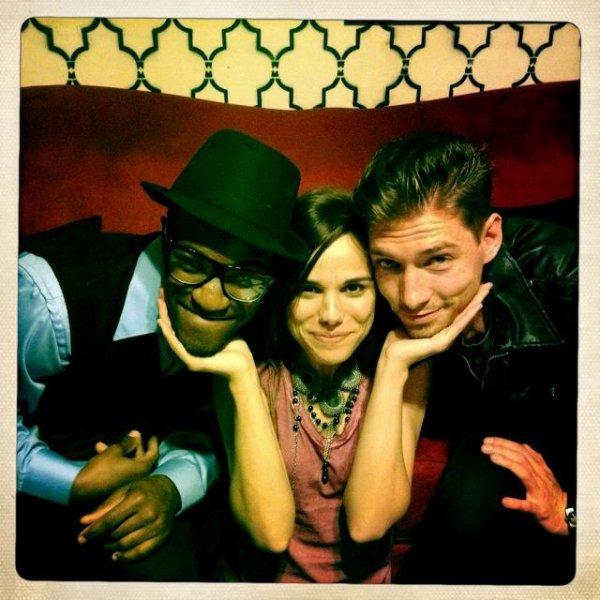 2013 April 14 - Melissa Mars interprétera Ruby dans un nouveau film d'action