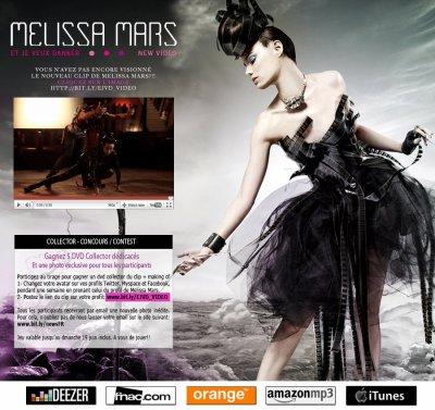 2011 - Jun 20 - Gagnez 5 DVD du clip !