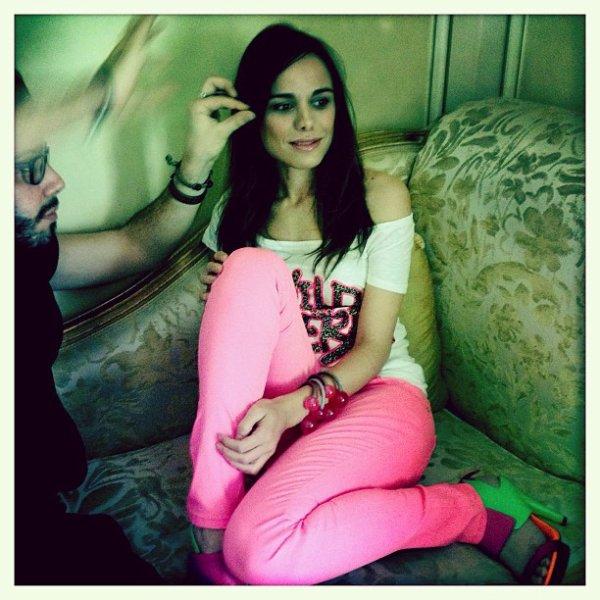 2013 Feb 06 - Melissa Mars sera dans Liz Magazine au mois de Mars