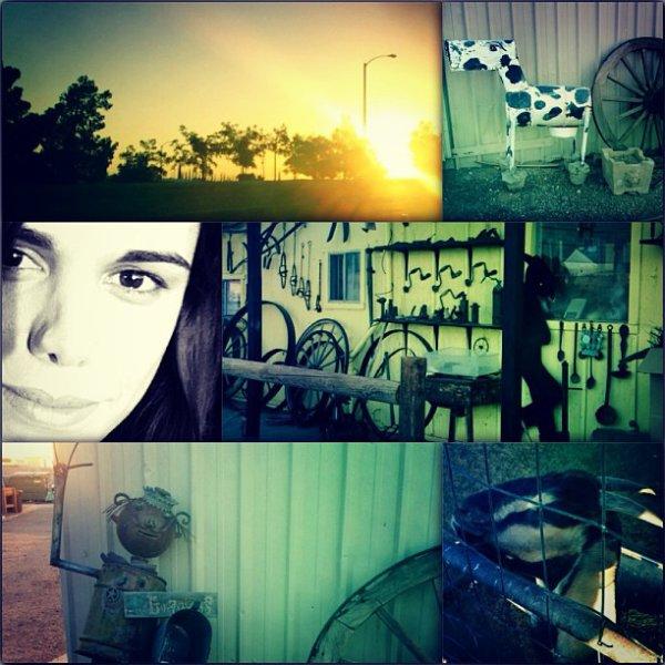 2013 June 09 - Cette semaine sur l'Instagram de Melissa Mars