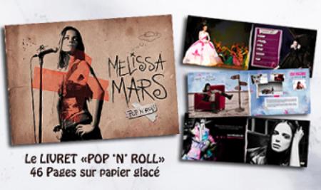 2011 Juil 13 - Code promo pour le livret POP N ROLL