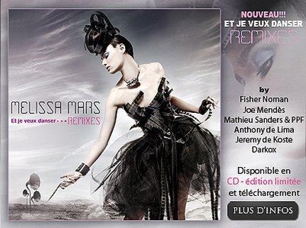 2011 Aug 18 - Téléchargez les Remixes ET JE VEUX DANSER !