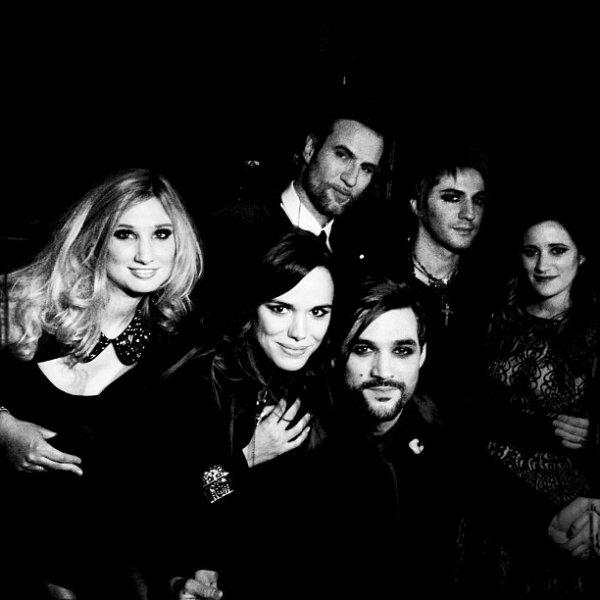2013 Feb 20 - Melissa Mars & Mozart l'Opéra Rock en Russie