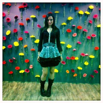 2012 Nov 24 - Rendez-vous sur Mode In MarS pour découvrir les Looks à la Loupe de Melissa Mars