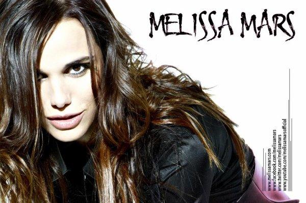 2012 Oct 2 - Nouveau flyer de Melissa Mars