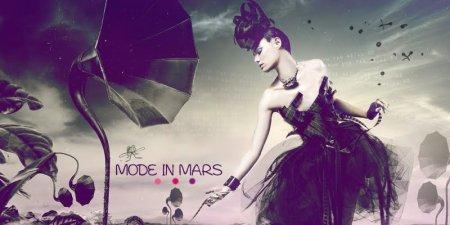 2011 Sept 21 - Découvrez le Parrain du blog Mode in MARS  !