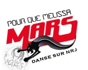 2011 Sept 23 - Rejoignez nous pour que Melissa Mars passe sur NRJ