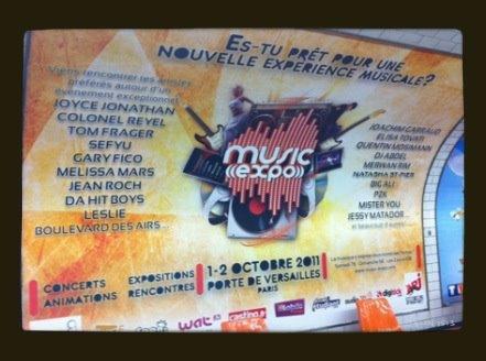 2011 Oct 2 - Souvenirs de Music Expo