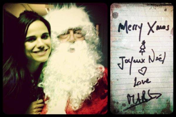 2012 Décembre 23 - Un Merry Xmas de Melissa Mars..