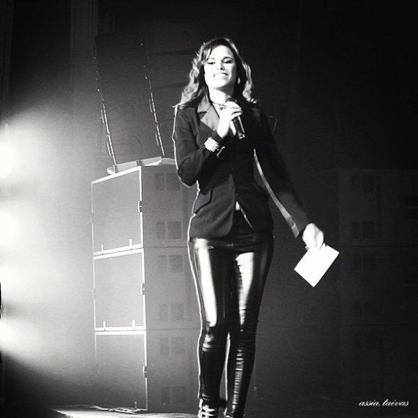 2013 Feb 25 - Souvenirs de Melissa Mars & Mozart l'Opéra Rock en Russie & en Ukraine