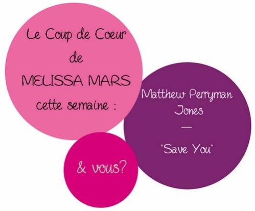 2012 Feb 09 - La chanson Coup de Coeur de Melissa Mars