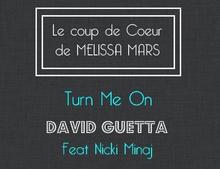 2012 Feb 16 - La chanson Coup de Coeur de Melissa Mars