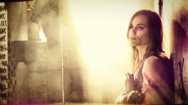 2013 April 28 - Melissa Mars en tournage à Los Angeles