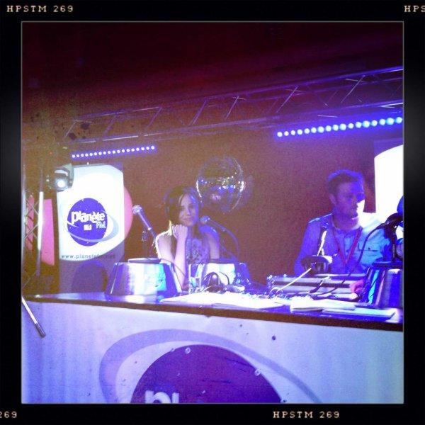 2012 Mar 31 - Branchez vous avec Melissa Mars sur www.planetefm.net dès 17h