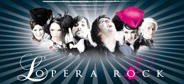 2012 Jul 11 - Gagnez des affiches de Mozart l'Opéra Rock grâce à Melissa Mars !