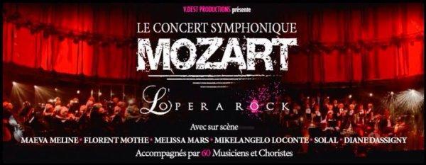 2013 December 13 - Mozart l'Opéra Rock, de retour sur scène !