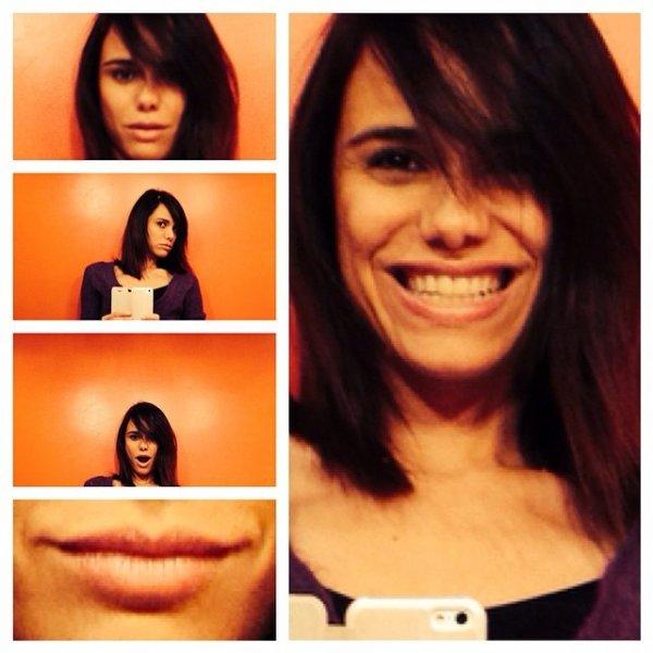 2014 March 15 - Cette semaine sur l'Instagram de Melissa Mars