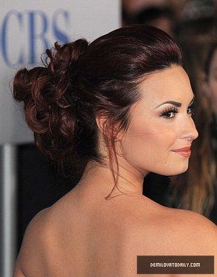 Demi Lovato .