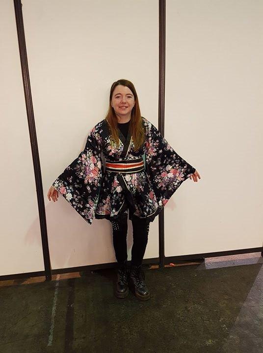 mon kimono
