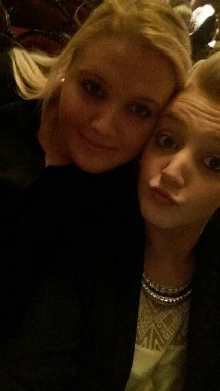 Moi et ma tite sister au théâtre de Cherbourg