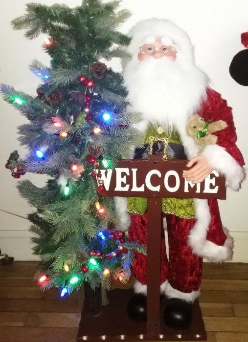 Père Noël WELCOME !
