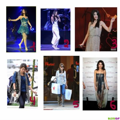 Quelle tenue tu préfère?