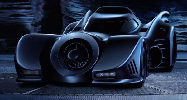 Les Batmobiles
