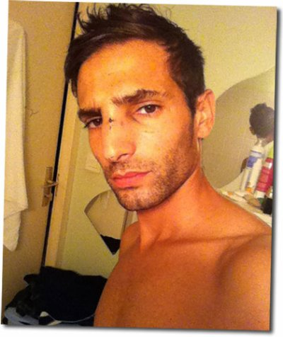 Samy Messaoud victime d'une agression homophobe