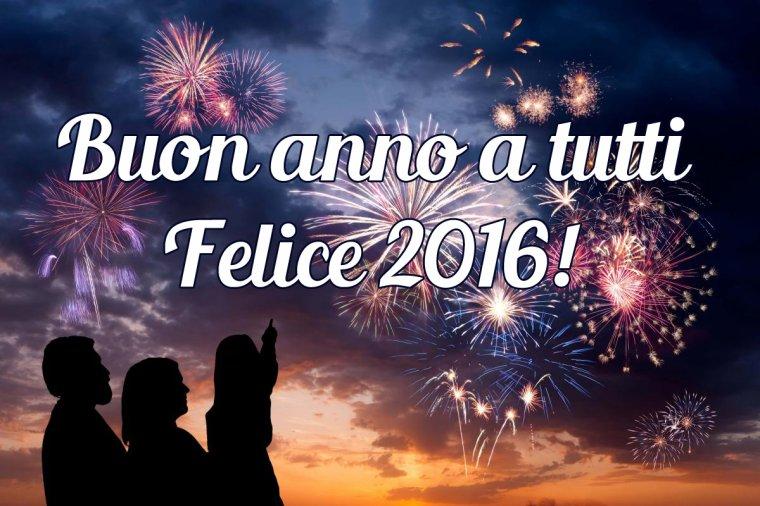 Bonne et Heureuse Année 2016 :) Qu'elle soit couronné de succés !!! Plein de bonheur et de réussite :) !!