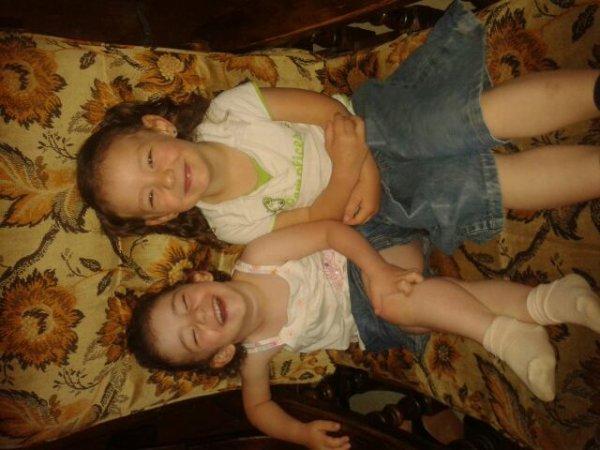 Anaïs et Mélinda