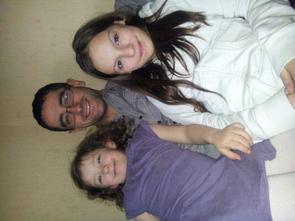 Mes Nieces mon hommes et moi