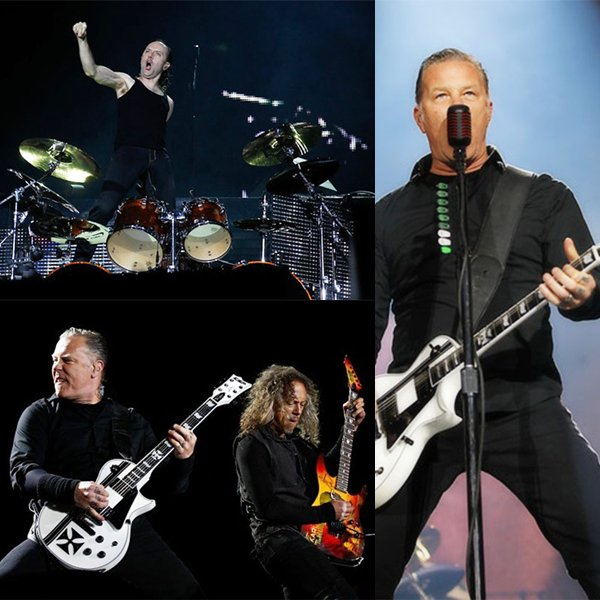 METALLICA BY REQUEST