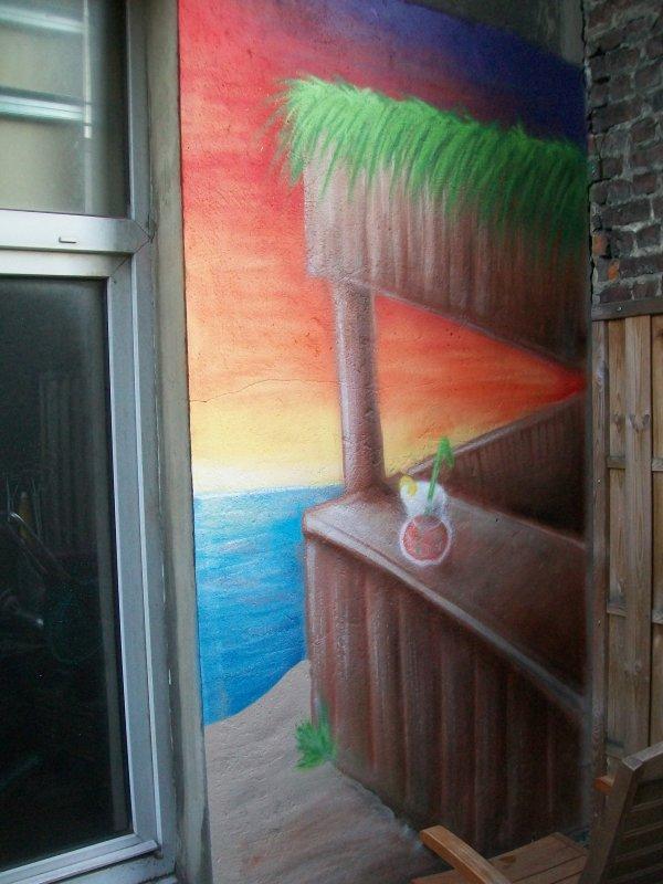 décoratin terrasse