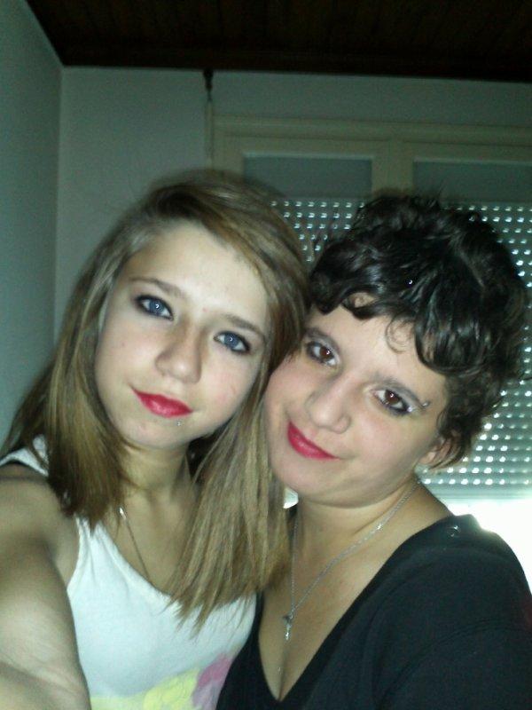 ma femme et ma belle soeur