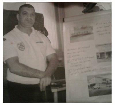 LE PROJET D'ALDO TOSCANO / EX-EDF / GDF UN POLE DE SECURITE