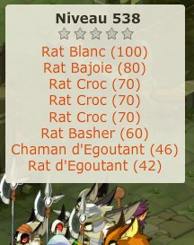 Le Rat Blanc, maître des égouts de Bonta
