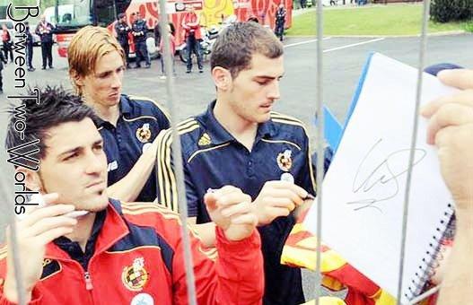 Le coup de Sergio!