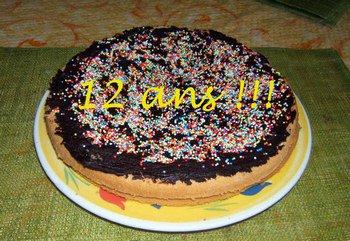 Joyeux Anniversaire Pour Tes 12 Ans Mon Blog Sera Un