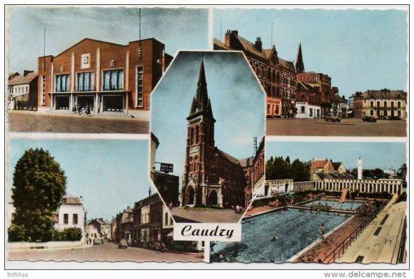 Photos le lundi 4 juillet 2016 et paroisse Sainte-Maxellende Caudry (59)