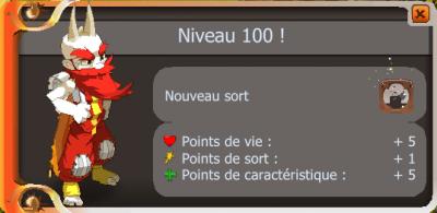 Up Level 100 !!!