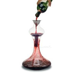 Voluptuous Treat for Wine Lovers: Sexy and Very Useful Vinturi Wine Aerators
