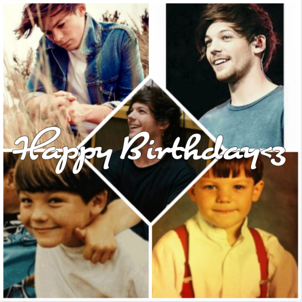 Happy birthday Loulou❤❤