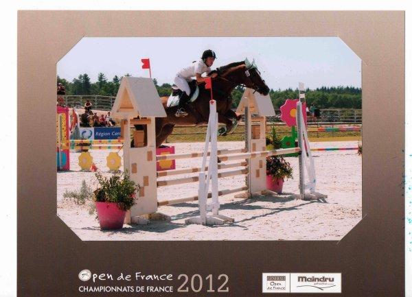 Championnats de France 2012