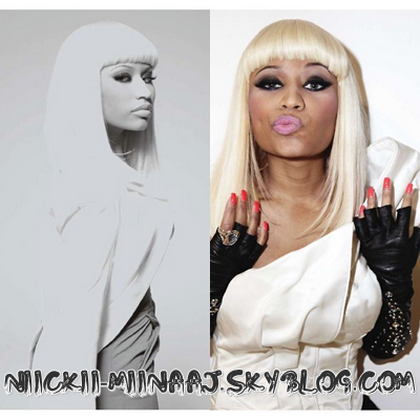 * * *  NICKI MINAJ -  Photoshoot pour PAPER MAGAZINE    * * *