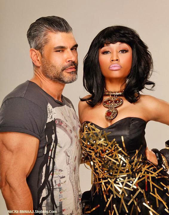 "NICKI MINAJ - Photoshoot avec Ruiz Mike  "" oct 14 2010 """