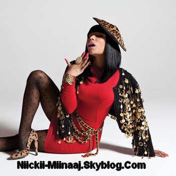 NICKI MINAJ - Photoshoots > Nylon Magazine Outtakes (2010)